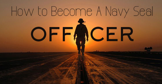 become navy seal officer