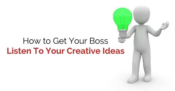 get boss listen ideas