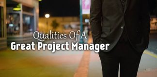 great project manager qualities