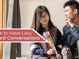 have less awkward conversations