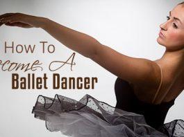 how become ballet dancer