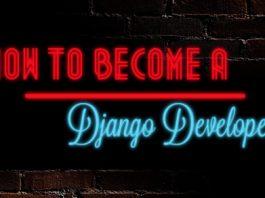 how become django developer
