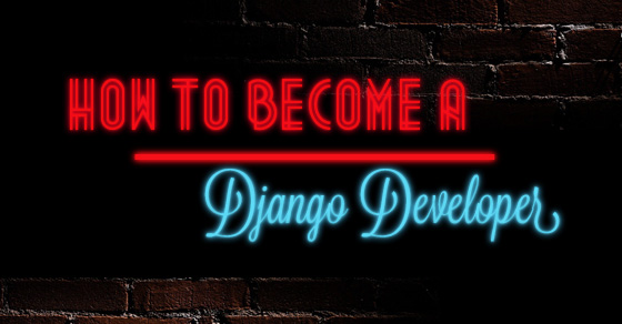 how become django developer
