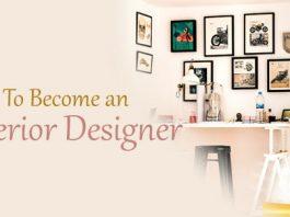 how become interior designer