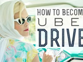 how become uber driver