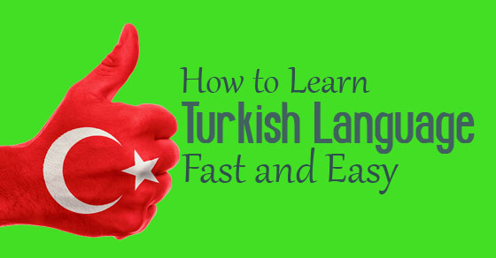 how learn turkish language