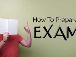 how prepare for exams