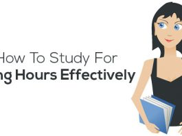 how study long hours
