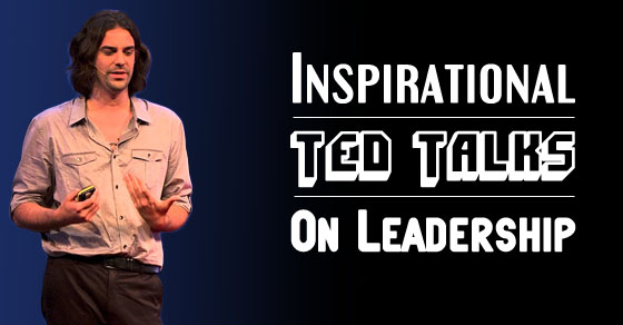 inspirational ted talks leadership