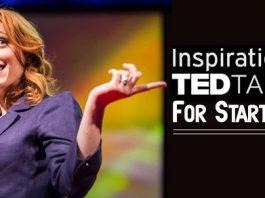 inspirational ted talks startups