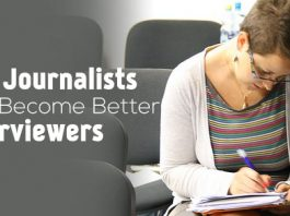 journalists become better interviewers