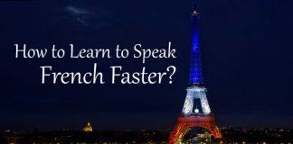 learn speak french faster