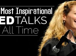 most inspirational ted talks