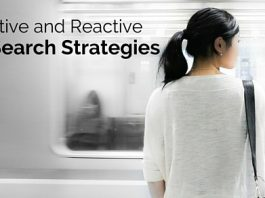 proactive reactive job search
