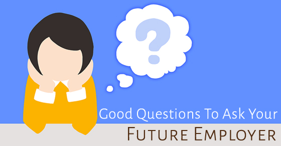questions ask future employer