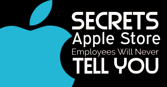 secrets apple employees tell