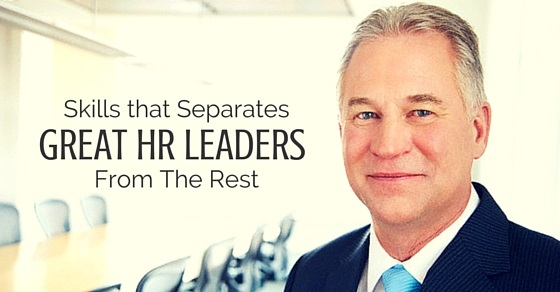 skills separates hr leaders