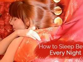 sleep better every night
