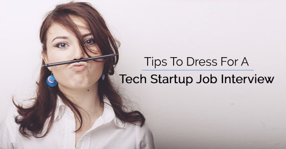 tech startup interview dress
