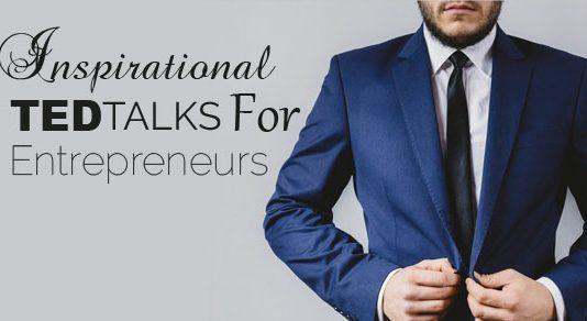 ted talks for entrepreneurs