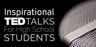 Inspirational Ted Talks For High School Students