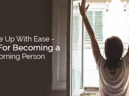 tips becoming morning person