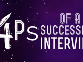 4ps of successful interivew