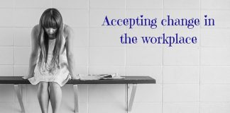 accepting change at workplace