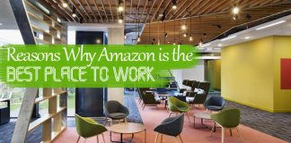 amazon best place to work