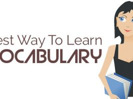 best way learn vocabulary