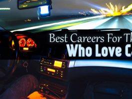 careers who love cars