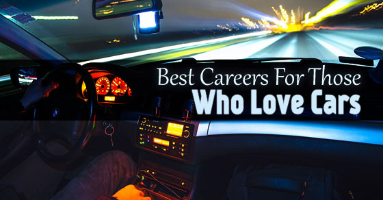 careers who love cars