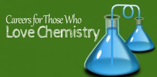 careers who love chemistry