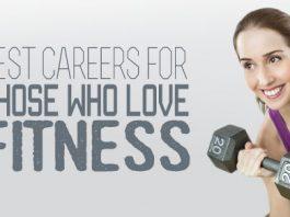 careers who love fitness