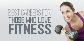 careers who love fitness