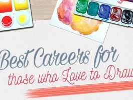 careers who love to draw