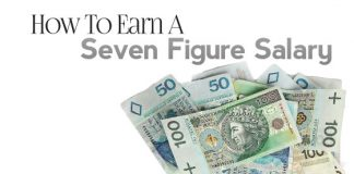 earn seven figure salary