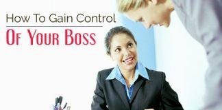 gain control of boss