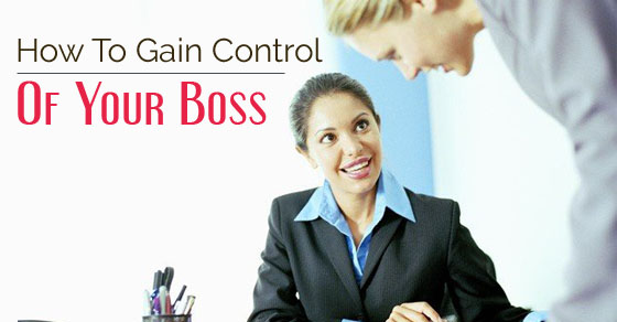 gain control of boss