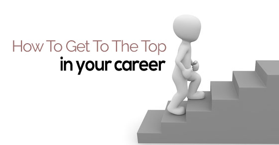 get top in career