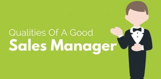 good sales manager qualities