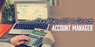 great account manager qualities