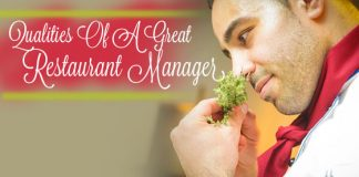 great restaurant manager qualities