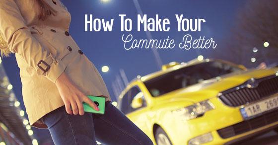how make commute better