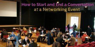 how start end conversation