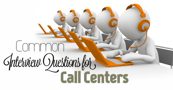 interview questions call center