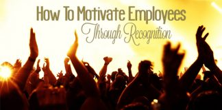 motivate employees through recognition
