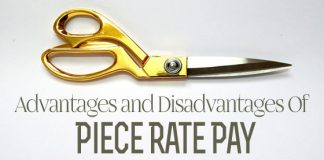 piece rate pay advantages