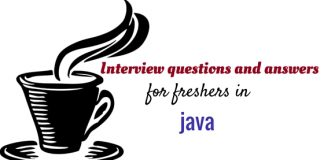 questions for java freshers