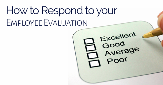 How To Respond To Your Employee Evaluation Tips  Wisestep